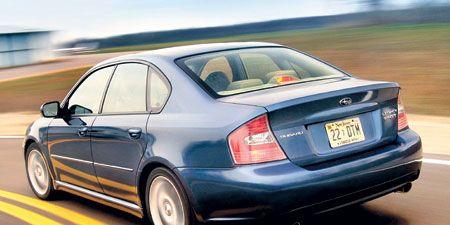 2005 Subaru Legacy 2 5GT Limited