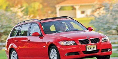 Tire, Automotive design, Automotive mirror, Vehicle, Car, Red, Automotive exterior, Hood, Rim, Grille,