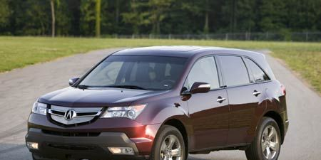 2007 Acura Mdx Road Test 8211 Review 8211 Car And Driver
