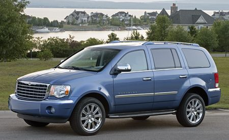 2007 aspen limited review