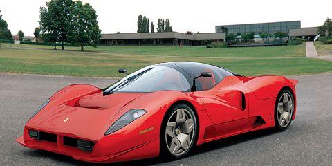 Pininfarina Ferrari P45 8211 Feature 8211 Car And Driver