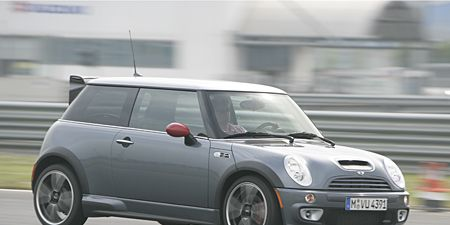 2006 Mini Cooper S John Cooper Works Gp Kit