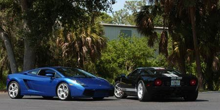 Heffner Performance Twin Turbo Ford Gt And Twin Turbo Lamborghini