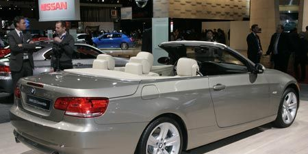 Bmw 328I Convertible >> 2008 Bmw 335i And 328i Cabriolet