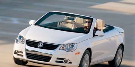 2007 Volkswagen Eos 2 0t
