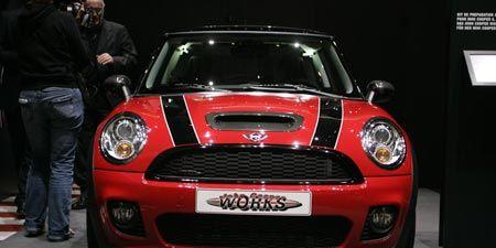 2008 Mini Cooper S John Cooper Works