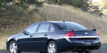 2007 Chevy Impala For Sale >> 2007 Chevrolet Impala Ltz