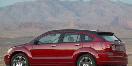 2007 Dodge Caliber R T >> 2007 Dodge Caliber R T
