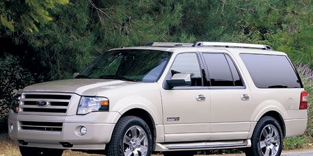 Ford Expedition El >> 2007 Ford Expedition El Limited 4x4