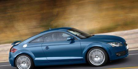 2008 Audi Tt 32 Quattro