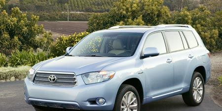 With New Standard Equipment And Convenience Features The 2008 Highlander Hybrid Base Grade 4wd I Model Will Carry An Msrp Of 33 700 A Decrease 190