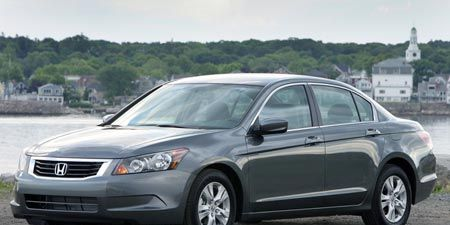The All New 2008 Honda Accord Delivers More Greater Efficiency And Enhanced Safety Than Its Predecessor According To A Company News Release