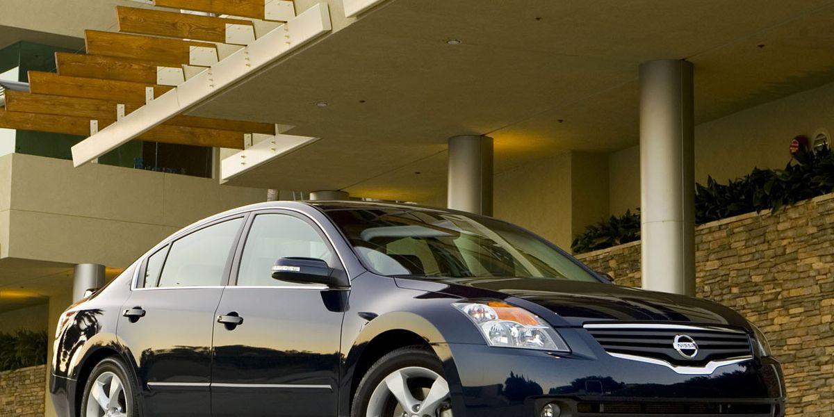 Pricing Announced For 2008 Nissan Altima Sedan