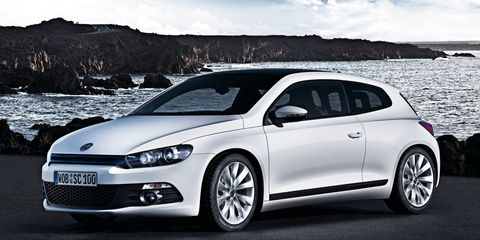 Vw Scirocco Usa >> No Volkswagen Scirocco For The U S