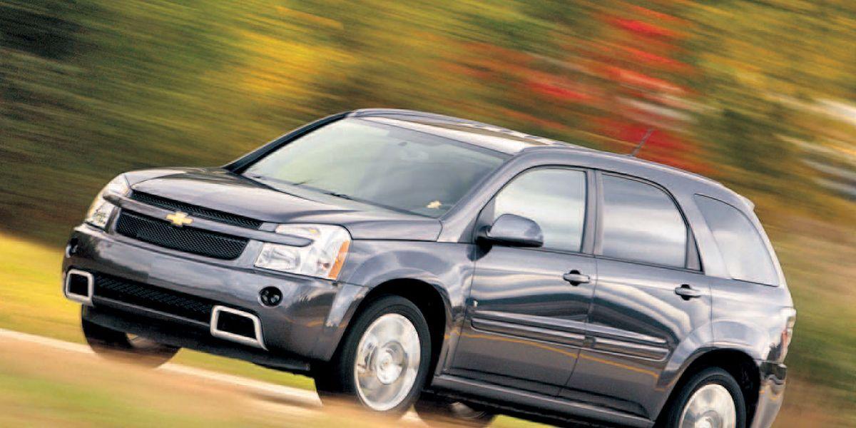 Used Chevy Equinox >> 2008 Chevrolet Equinox Sport AWD
