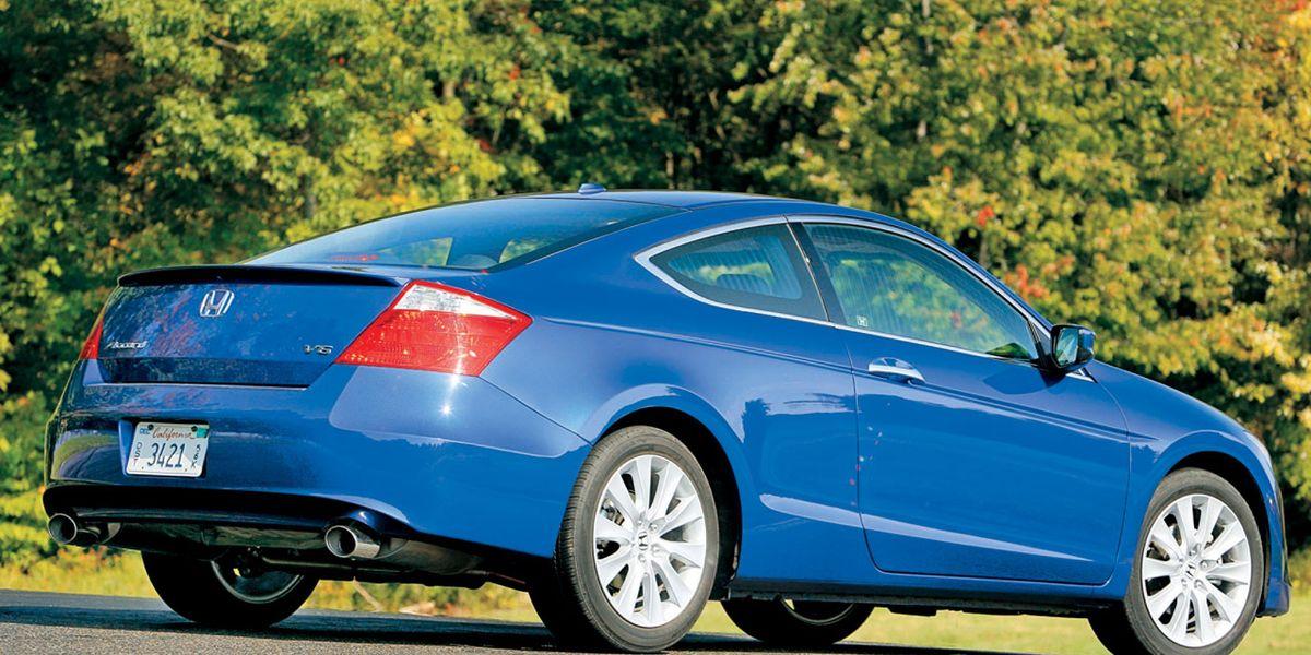 2008 Honda Accord Coupe EX-L V-6