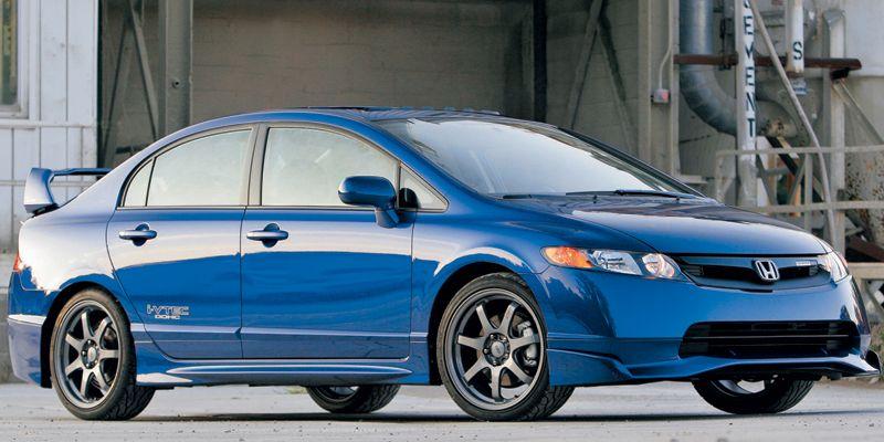 Tested: 2008 Honda Civic Mugen Si Sedan