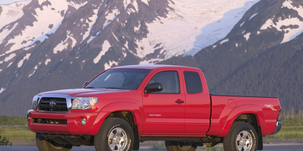 2008 Toyota Tacoma Buying Guide