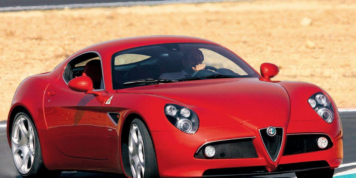 Honda Certified Used Cars >> 2009 Alfa Romeo 8C Competizione
