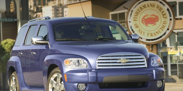 2008 Chevrolet Hhr Hhr Ss