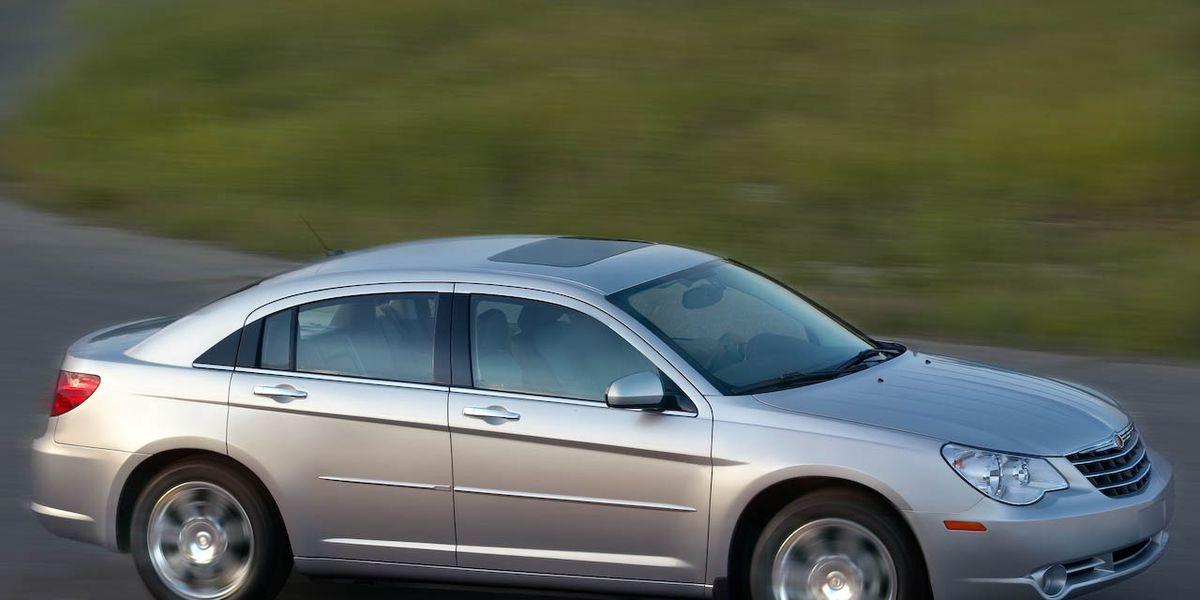 2008 Chrysler Sebring Sebring Convertible