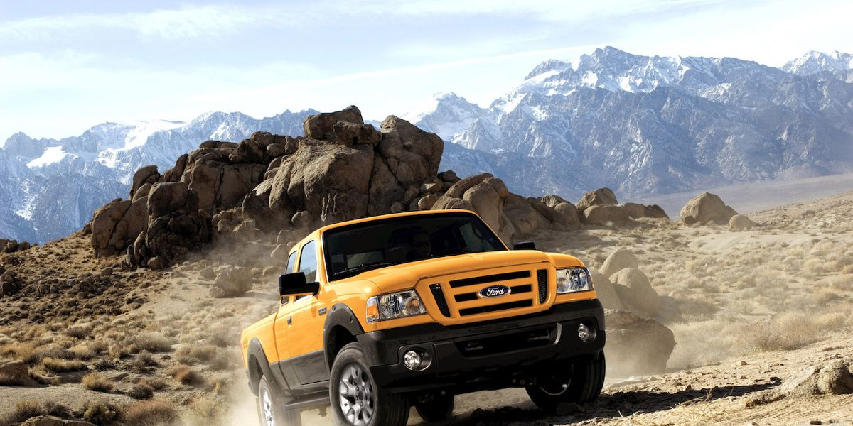 2008 Ford RangerCar and Driver