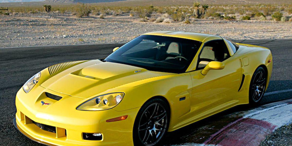 Miller Buick Gmc >> 2008 Pratt and Miller Chevrolet Corvette C6RS