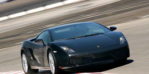 2009 Lamborghini Gallardo Lp560 4