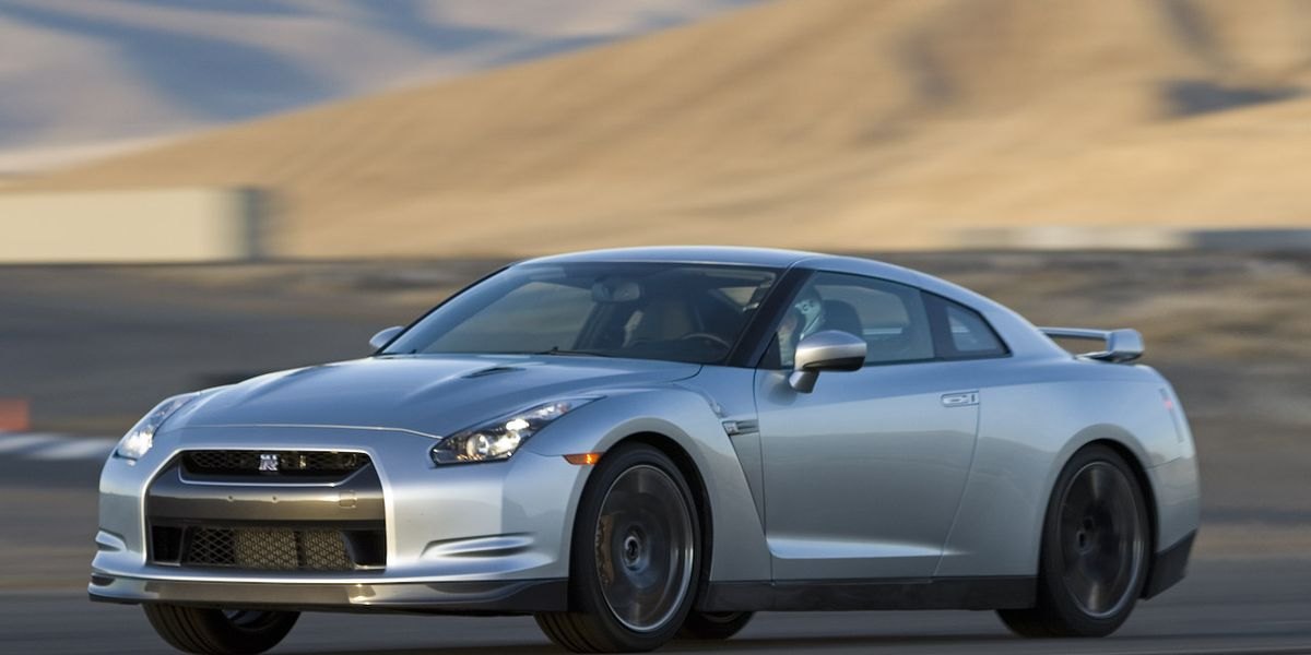 Tested 2009 Nissan Gt R