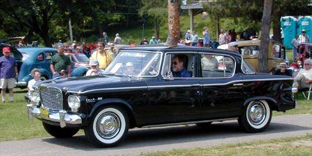 1961 Studebaker Lark Cruiser