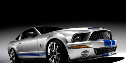 2008 Ford Mustang Shelby Gt500kr The Most Ridiculously Overpriced Ever