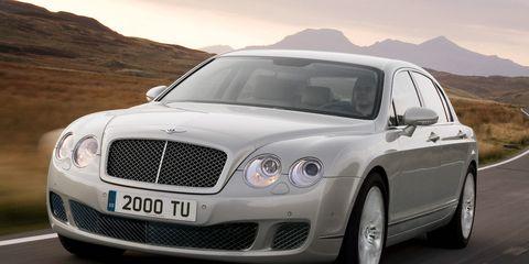 Mode of transport, Vehicle, Road, Land vehicle, Automotive design, Car, Bentley, Grille, Rim, Hood,