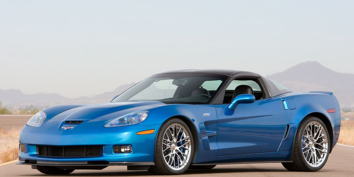 Acura Lease Deals >> 2009 Chevrolet Corvette ZR1 Certified for an Outrageous ...