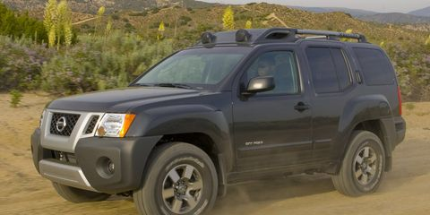 Nissan Frontier Service Engine Soon Light Reset
