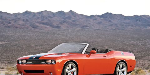 2010 Dodge Challenger Convertible