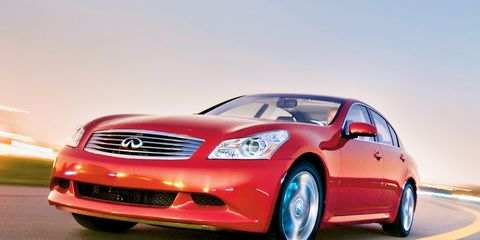 2007 infiniti g35 maintenance manual