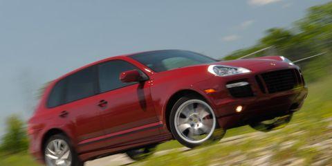 2008 porsche cayenne manual transmission