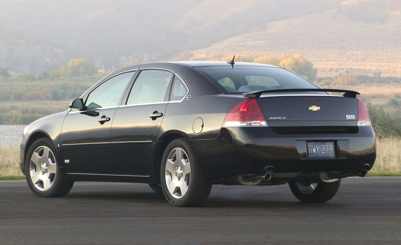 chevy impala 2009 ltz