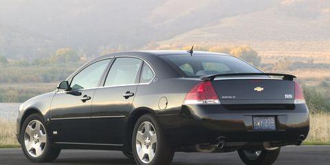 2009 Chevrolet Impala Ss >> 2009 Chevrolet Impala