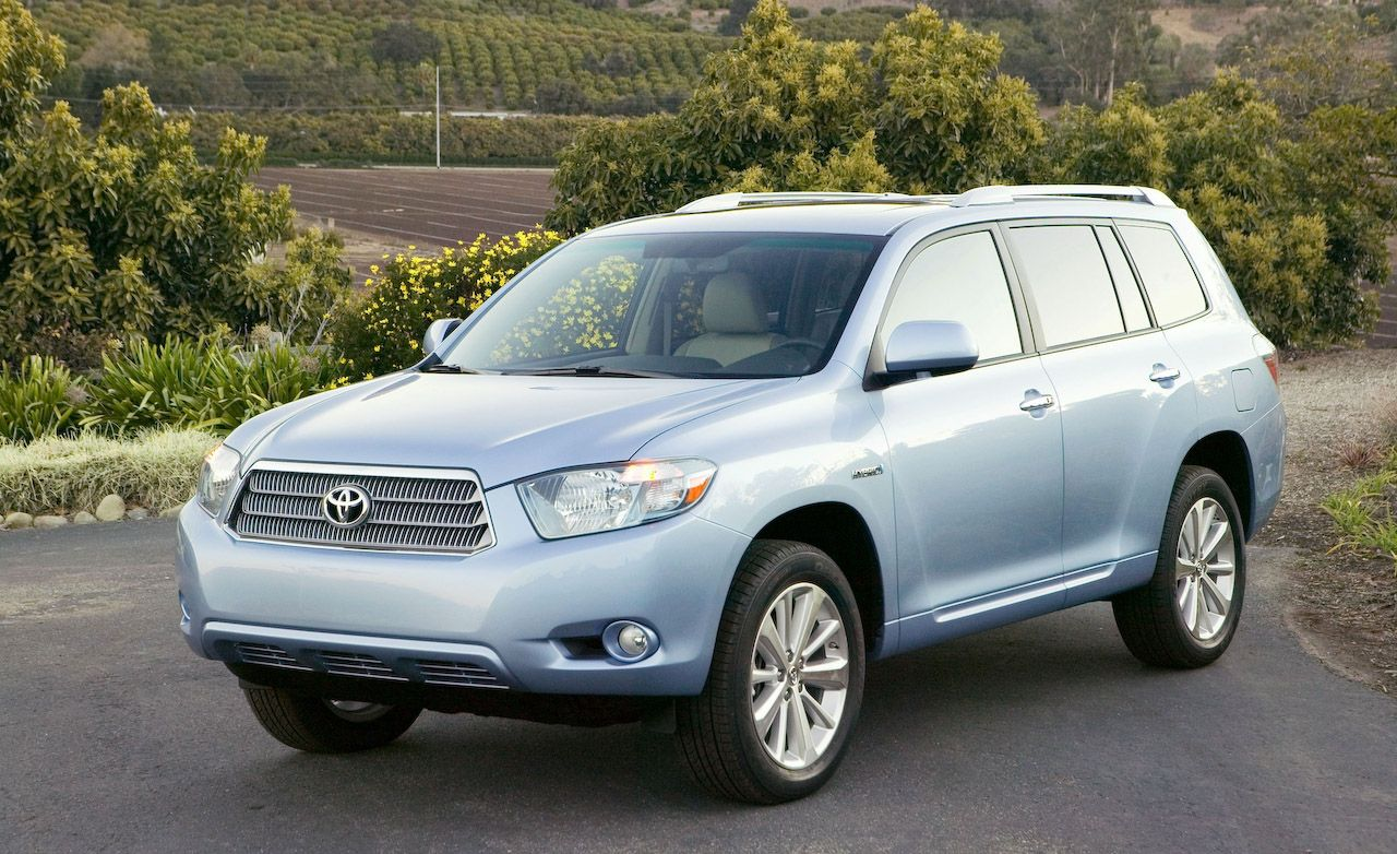 2009 Toyota Highlander Hybrid Photo 224781 S Original Jpg