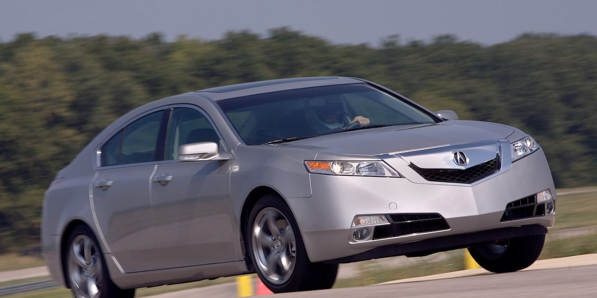 2010 Acura Tl Sh Awd Manual