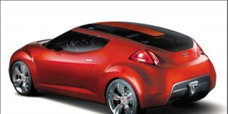 Motor vehicle, Automotive design, Mode of transport, Vehicle, Automotive exterior, Red, Car, Fender, Concept car, Automotive lighting,