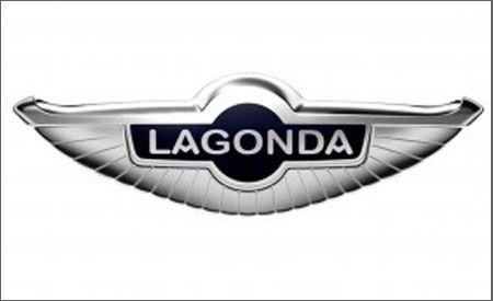 lagonda badge