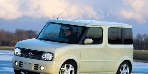 2008 Nissan Cube E 4wd
