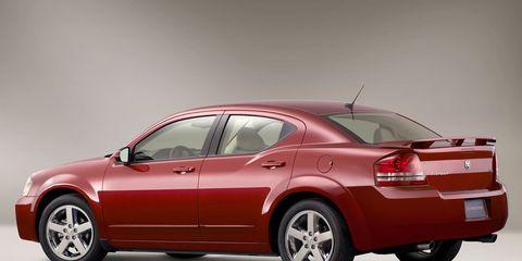 Brilliant 2009 Dodge Avenger 8211 Review 8211 Car And Driver Wiring Cloud Pendufoxcilixyz