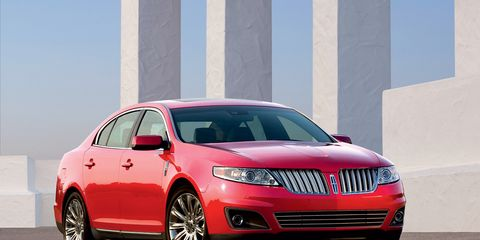 2009 lincoln mkz manual
