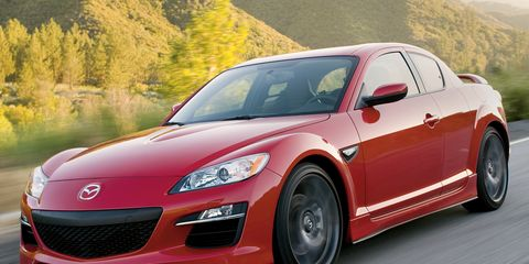 2009 Mazda Rx 8 R3