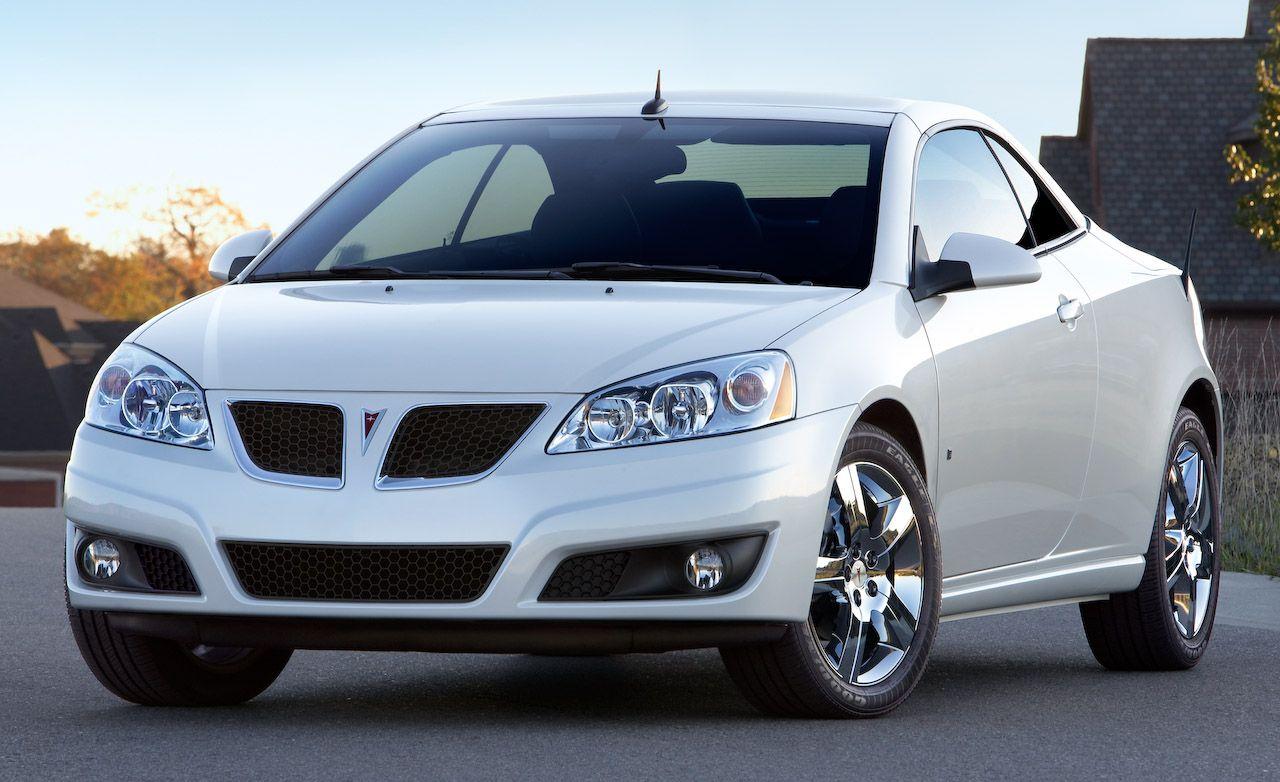 2009 5 Pontiac G6