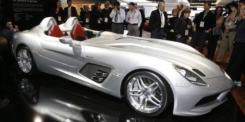 Mercedes Benz Slr Mclaren >> Mercedes Benz Slr Mclaren Stirling Moss