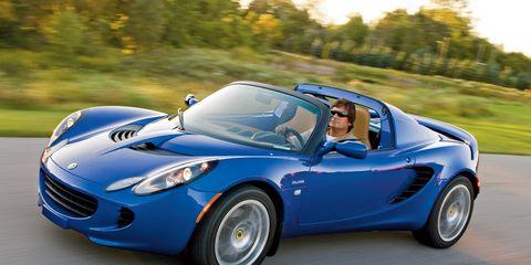 Lotus Elise 0 60 >> Lotus Elise